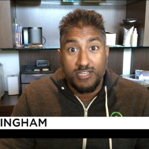 Bitcoin Approaching a 'Breakout or a Breakdown,' Says Civic CEO Vinny Lingham