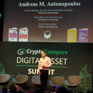 Interview: Andreas Antonopoulos on Future Cryptocurrency Technology, Regulations, and More