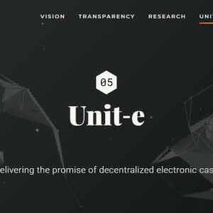 Unit-e Cryptocurrency to Process 10,000 TPS, Project's Founders Claim