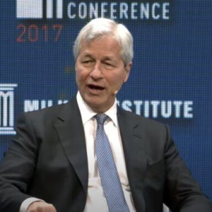JPMorgan Chase CEO: If Bitcoin Goes Much Higher, 'It Will Be Regulated'