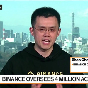 Binance CEO Sued Over Failed Deal