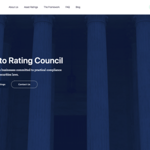 Crypto Rating Council Publishes Ratings for Cosmos, Dash, and Ethereum Classic