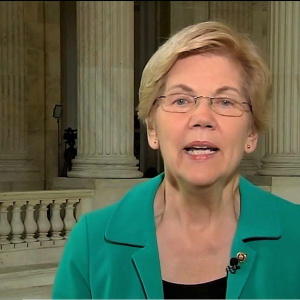 Senator Elizabeth Warren Keeps Crypto FUD Fighters Busy Again