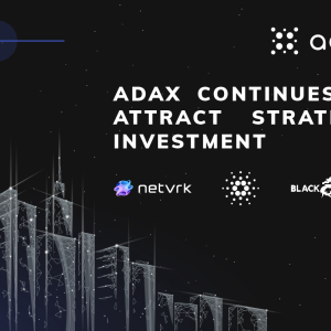 ADAX Continues to Attract Strategic Investment