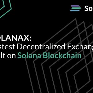 SOLANAX: FASTEST Decentralized Exchange Built on Solana Blockchain