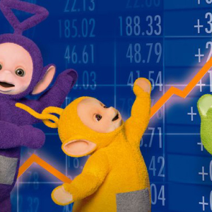Teletubbies Lead the Madness as April Fool's Bitcoin Bedlam Runs Amok