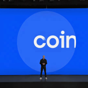 COIN Touches Base On Nasdaq