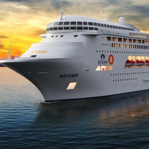 Insurance Companies Reportedly Sink Crypto Cruise Ship MS Satoshi Project