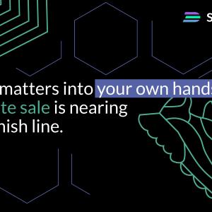 SOLANAX Private Sale - World's Fastest Cross-Chain DEX On Blockchain