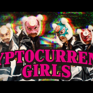 Cryptocurrency Girls Return with an NFT-themed Music Video