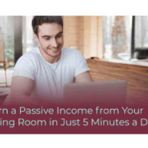 Earn Bitcoin from Your Living Room in Just 5 Minutes a Day