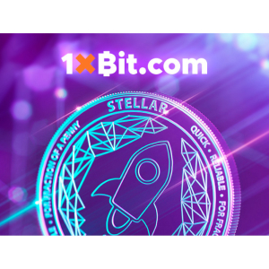 Crypto Gambling with Stellar - Now on 1xBit