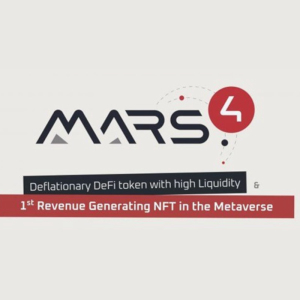 Mars4 Leads Innovation in Blockchain With NFT and DeFi Powered Metaverse