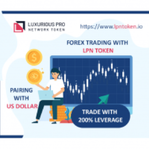 Trade in Forex With LPN TOKEN, World's Second Largest Cryptocurrency That Has Paired With US Dollar After JP Morgan Group