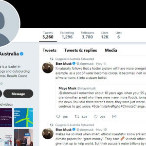 One week on, the pretend Elon Musk Twitter cryptocurrency scam is back