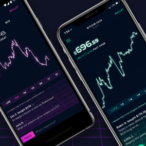 Robinhood app now lets you trade Litecoin and Bitcoin Cash without fees
