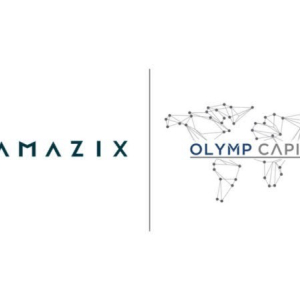 AmaZix partners with European blockchain fund managers Olymp Capital