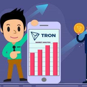 Tron 4 Hour Price Analysis: Tron Shows Price Variations in the Range of 2.5% over 4 Phases
