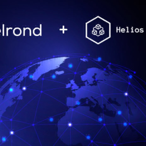 Helios Staking Joins Elrond Network as a Partner to Launch its Mainnet and Genesis Block