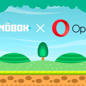 The Sandbox Announces Partnership With Opera Web Browser