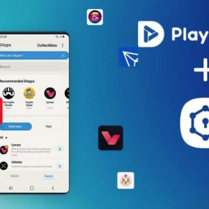 Samsung Blockchain Wallet Adds PlayDapp Token as a Payment Token