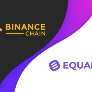 Crypto-Blockchain Start-up EQUAL Partners With Binance DEX, Will Add Support For BNB On EQUAL Wallet