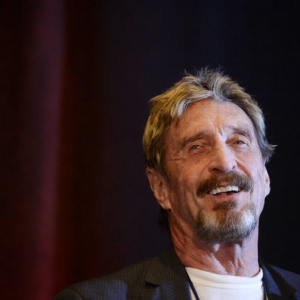 John McAfee Says It's Impossible To Regulate Cryptocurrencies, As Regulation Will Only Hurt Users