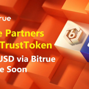 Trading Platform Bitrue Partners with TrustToken, Will Allow Deposits of TUSD on the Platform