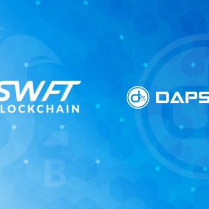 DAPS Coin Partners With SWFT Blockchain to Provide Secure Payments