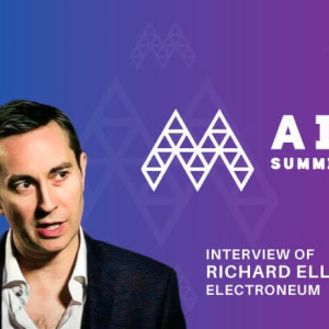 Electroneum's Founder & CEO Plans Digital Services Ecosystem