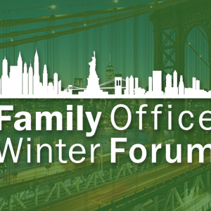 Opal Group's Family Office Winter Forum 2020 Will Take Place on March 3, 2020
