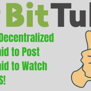 Review of BitTube : A Decentralized Blockchain project Looking to Substitute YouTube