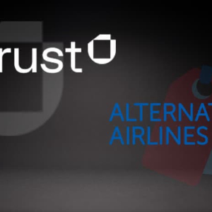 Utrust Joins Hands With Alternative Airlines to Trigger Flight Bookings Using Cryptocurrencies