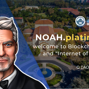 Noah Project Partners With Platinum Q DAO to Create a New Crypto Powered Ecosystem