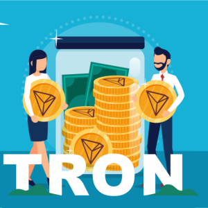 Tron (TRX) Exhibits Loss Amid Heavy Ups and Downs