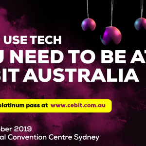 World-famous Leading AI Expert Dr. Catriona Wallace to Speak at CEBIT Australia 2019