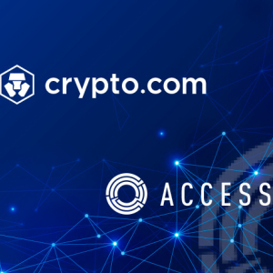 Crypto.com Elevates Its Sponsorship to Platinum Level for ACCESS