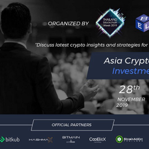 Don't Ever Miss Asia Crypto Investment Forum (ACIF), a Regional Digital Asset Event