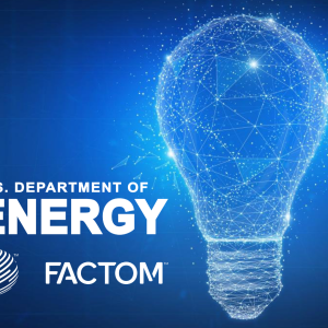 The US Department of Energy Permits Around 200,000 Dollars to Factom For Grid Security