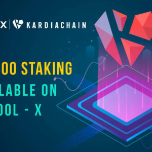 Pool-X Teams Up With KardiaChain To Launch Staking Option For Investors