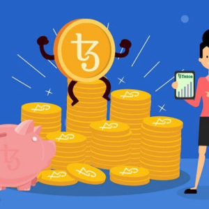 Tezos Hits Around 30-day Resistance with Incredible Intraday Momentum