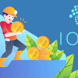 IOTA Reflects Tremendous Growth; Trades with an Upward Trend