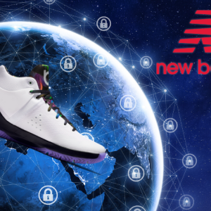 New Balance Athletics Inc. Launches a Pilot Project Based on Distributed Ledger Blockchain Technology