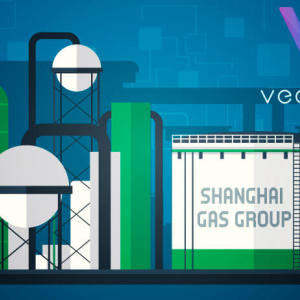 Shanghai Gas Collaborates With Vechain; Implements Blockchain-Based Energy Project