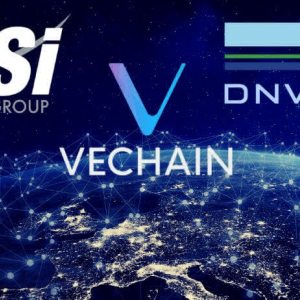 VeChain Announces Tripartite Team-up With ASI Group, DNV GL for Food and Beverage Industry