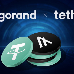 Tether on Algorand – Algorand Cements Its Position as 1012, A Major Ethereum Challenger for 2020