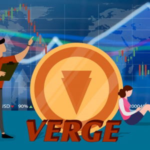 Verge's Intraday Price Movement Exhibits Heavy Plunge