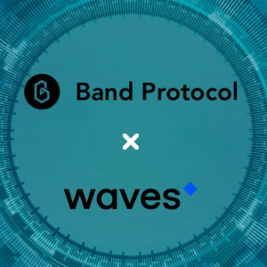 Waves Join Hands with Band Protocol to Power New-age App Development
