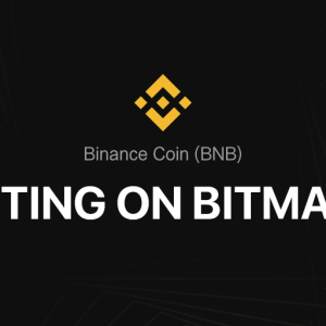 Binance Coin (BNB) Gets Listed on BitMart