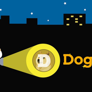 Dogecoin's Rising Wedge Gets Hit; Trades Around $0.0022